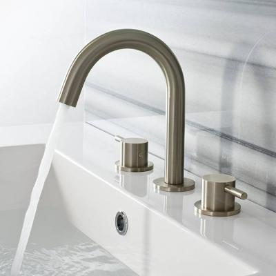 Crosswater Mike Pro Brushed Stainless Steel