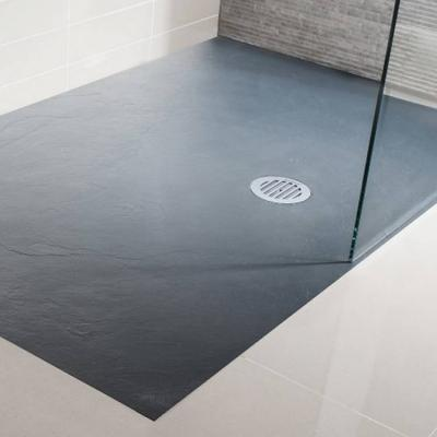 Slate Textured Shower Trays