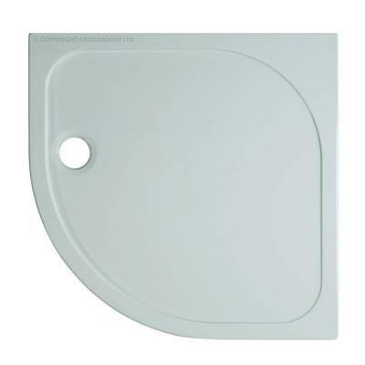 Simpsons 45mm Stone Resin Quadrant Shower Trays