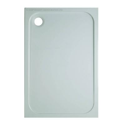 Simpsons 45mm Stone Resin Rectangle Shower Trays