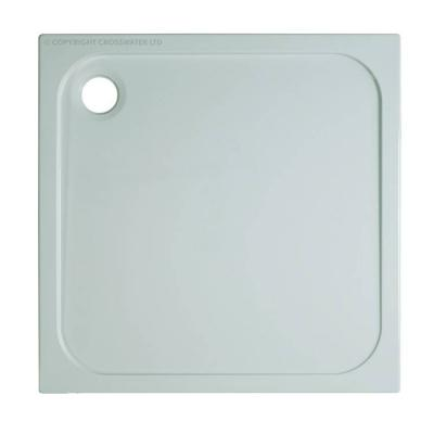 Simpsons 45mm Stone Resin Square Shower Trays
