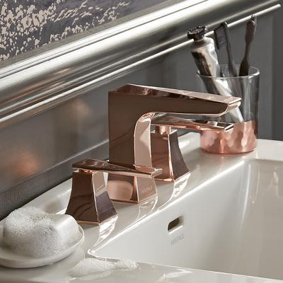 Heritage Hemsby Rose Gold Taps